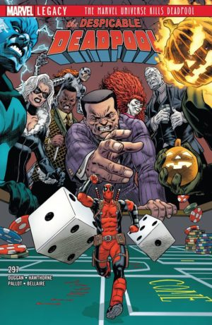 Comic Book Pull List: March 28th