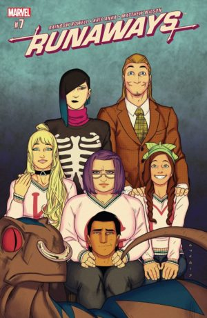Comic Book Pull List: March 21st