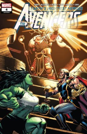 Comic Book Pull List: July 5th